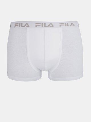 Biele boxerky FILA