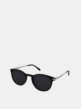 Čierne slnečné okuliare Crullé