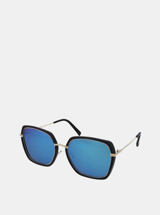 Černé dámské sluneční brýle Crullé
