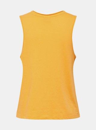 Žluté tílko Jacqueline de Yong Caviar