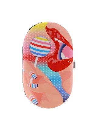 Santoro farebné manikúra First Class Lounge Lollipop