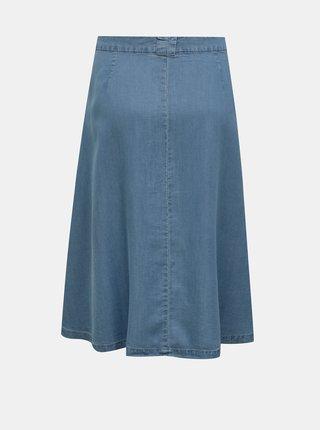 Modrá rifľová sukňa ONLY Manhattan