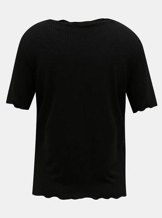 Čierne tričko VERO MODA Brea