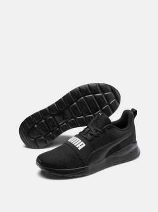 Čierne pánske tenisky Puma