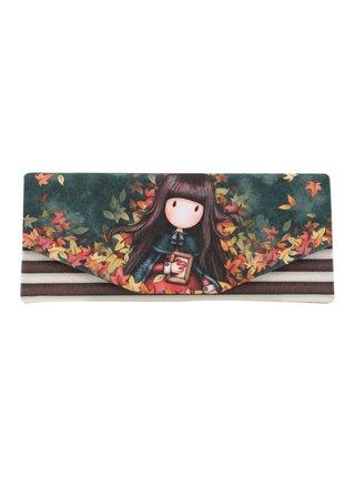 Santoro pevné skladacie puzdro na okuliare Gorjuss Autumn Leaves