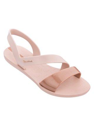 Ipanema púdrové sandále Vibe Sandal Pink/Pink Metallic