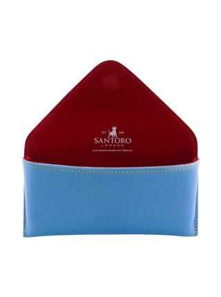 Santoro farebné pevné puzdro na okuliare First Class Lounge Life´s A Beach