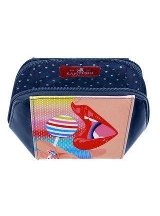 Santoro kosmetická taška First Class Lounge Lollipop