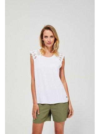 Moodo biele tričko