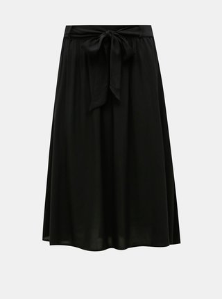 Černá midi sukně ONLY Nova