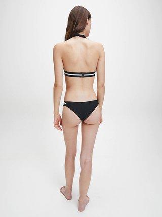 Černý horní díl plavek Calvin Klein Underwear