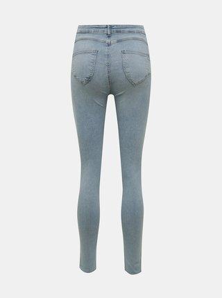 Světle modré skinny fit džíny TALLY WEiJL