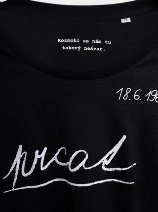 Černé dámské tričko ZOOT Original Prcat