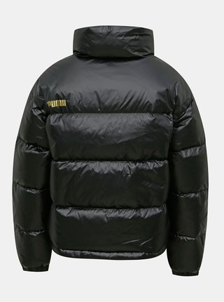 Černá dámská prošívaná zimní bunda Puma Shine Down
