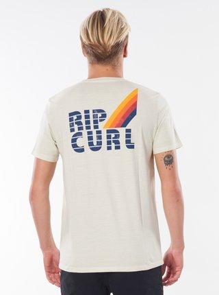 Krémové pánske tričko Rip Curl