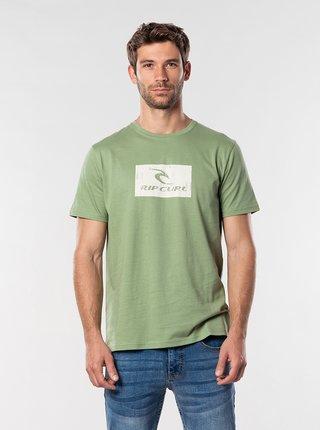 Zelené pánske tričko Rip Curl