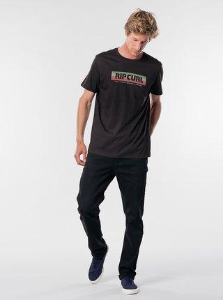 Čierne pánske tričko Rip Curl