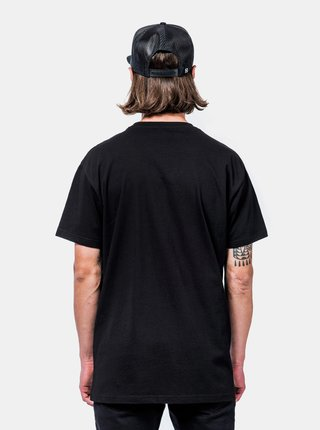Černé pánské tričko Horsefeathers Base