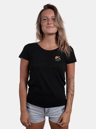 Černé dámské tričko ZOOT Original Ninja