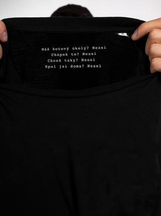 Černé dámské tričko ZOOT Original Neasi