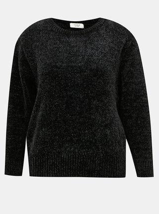 Černý svetr Jacqueline de Yong Chino