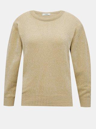 Béžový svetr Jacqueline de Yong Chino