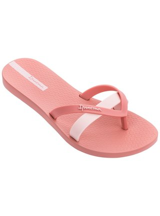 Ipanema ružové žabky Kirey Pink/Pink
