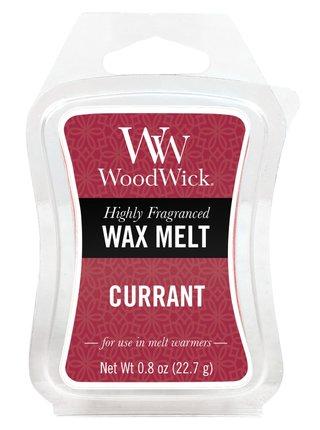 WoodWick vonný vosk do aromalampoy Currant
