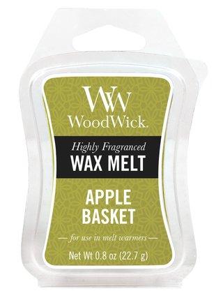 WoodWick vonný vosk do aromalampy Apple Basket