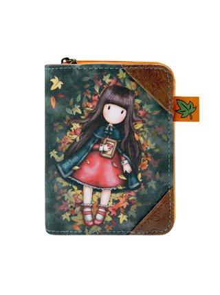 Santoro střední peněženka Gorjuss Autumn Leaves