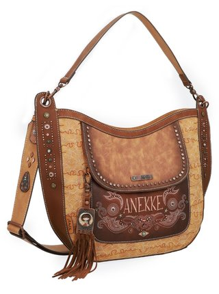 Anekke hobo taška Arizona s chlopňou
