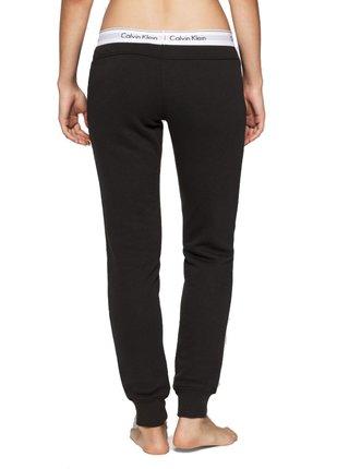 Calvin Klein černé dámské tepláky Pant Jogger Basic