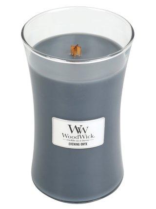 WoodWick vonná sviečka Evening Onyx veľká váza