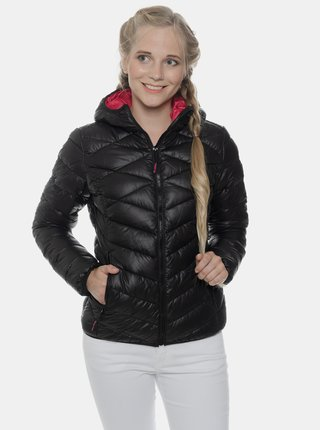 Černá dámská prošívaná bunda SAM 73