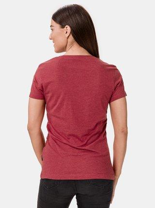 Červené dámské tričko SAM 73 Danneka