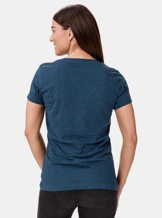 Tmavě modré dámské tričko SAM 73 Danneka