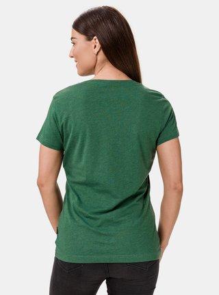 Zelené dámské tričko SAM 73 Danneka