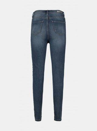 Modré dámské skinny fit džíny Haily´s