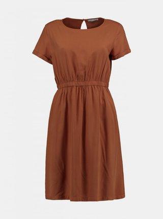 Hnědé šaty Haily´s