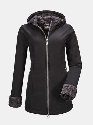 Čierna dámska bunda killtec