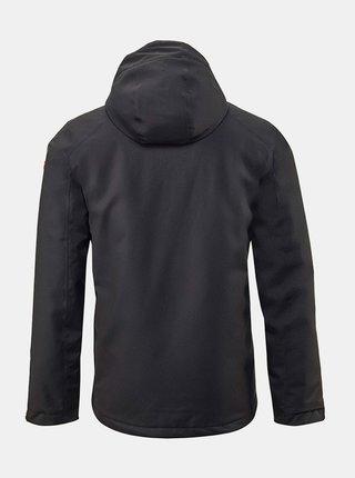 Čierna pánska zimná bunda killtec