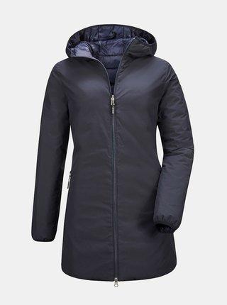 Tmavomodrý dámsky obojstranný kabát killtec