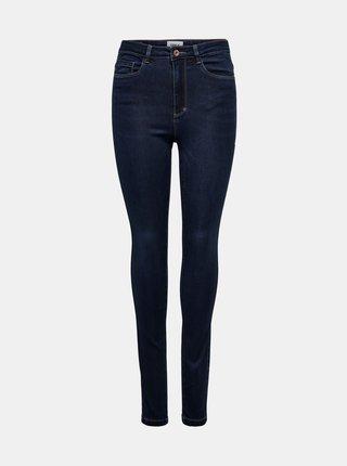 Tmavě modré skinny fit džíny ONLY Royal