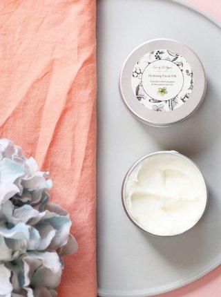 Hydratační krém na obličej Beauty Kubes 50 ml
