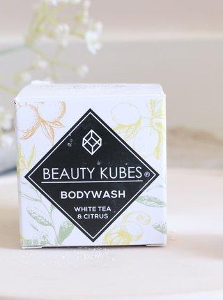 Tělové mýdlo s vůní bílého čaje a citrusu Beauty Kubes