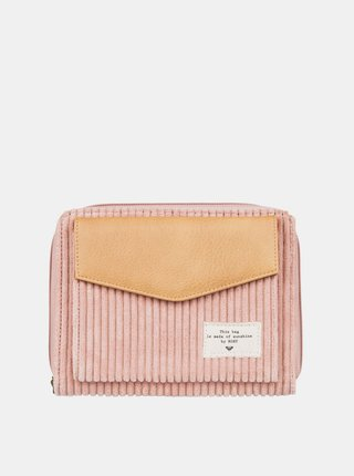 Ružová peňaženka Roxy