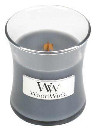 WoodWick vonná svíčka Evening Onyx malá váza