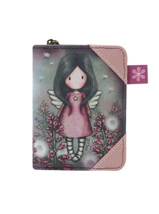 Santoro střední peněženka Gorjuss Little Wings