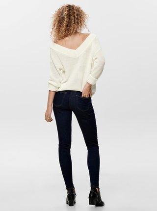 Biely sveter ONLY Melton