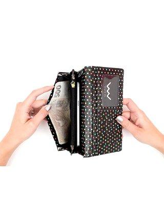 Vuch čierna peňaženka Hermione